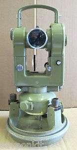Wild T2 (mod) 1973   1996 1 Theodolite Antique Surveying Tool
