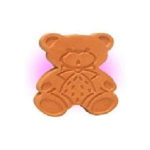 Brown Sugar Teddy Bear Clay Disc Keeps Sugar Soft