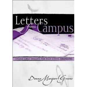 Letters from Campus College Girls Insights for High