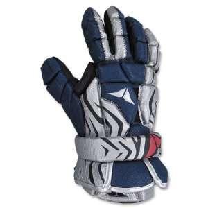 Brine Shakedown Lacrosse Glove 13 (Navy) Sports