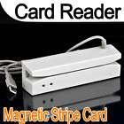 usb universal magnetic stripe card bidirectional reader returns
