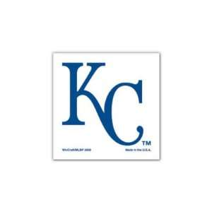 KANSAS CITY ROYALS OFFICIAL LOGO TATTOO 4 PACK: Sports