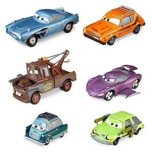 New in Display Case  Pixar Cars Spy Battle Die Cast