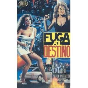 Fuga Al Destino [VHS]: Norma Herrera, Lina Santos, Eva