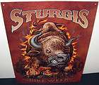 Sturgis Bike Week Metal Sign