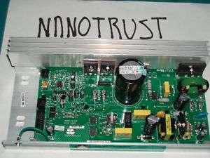 NordicTrack mc 2100LS motor controller (treadmill)