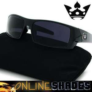 CROWN HUNTINGTON BLACK   Designer Sunglasses Car Motorcycle Super Dark