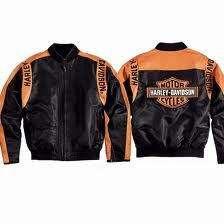 Harley Davidson® Bar & Shield Logo Nylon Jacket 97068 00V