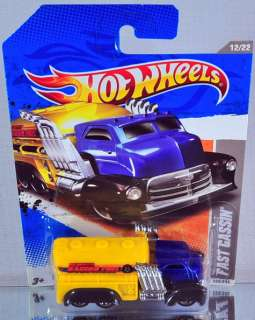 Hot Wheels Fast Gassin 2011 HW Video Game Heroes