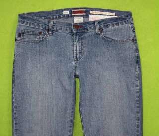 Cavaricci Low Down & Sexy sz 9 x 30 Womens Blue Jeans Denim Pants