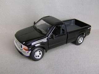 1999 Ford F 350 Super Duty Pickup Truck   Black  127