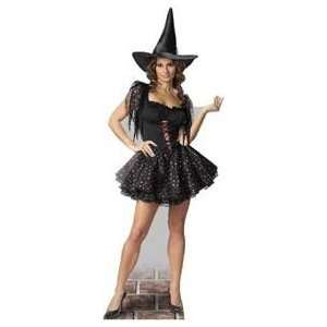Witch Life Size Poster Standup cutout Halloween