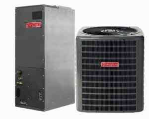 Ton Goodman 14 SEER R 410A Heat Pump Split System
