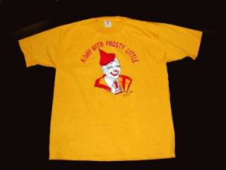 Day With FROSTY LITTLE Clown T Shirt Four Colors to Choose NEW Mens