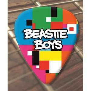 Beastie Boys Premium Guitar Pick x 5 Medium Musical
