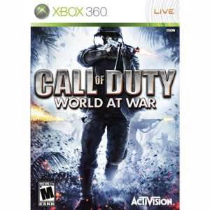 Call of Duty World at War (Xbox 360) Video Games