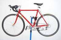 1998 Waterford Precision 1200 Road Bicycle Steel Bike 49cm Red Shimano