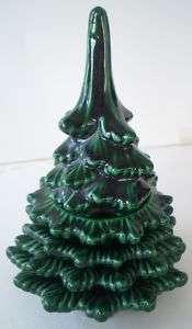 Unique Vintage Ceramic Christmas Tree Lighter