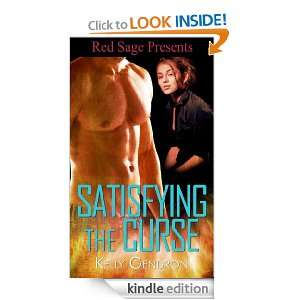 Saisfying he Curse Kelly Gendron  Kindle Sore