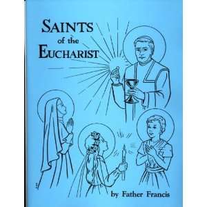 Saints of the Eucharist Coloring Book Toys & Games