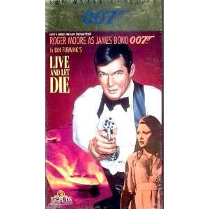 Live and Let Die: Roger Moore, Jane Seymour, Yaphet Kotto