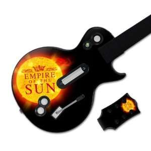 MusicSkins MS EOTS10026 Guitar Hero Les Paul  Xbox 360 & PS3  Empire