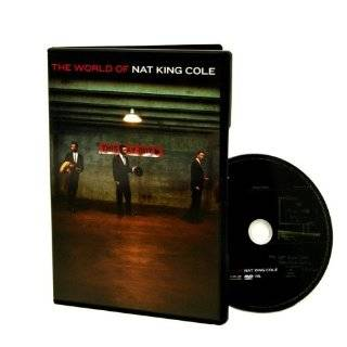 The World of Nat King Cole (CD+DVD) Nat King Cole Music