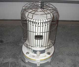 DURA HEAT DH 2303 DH2303 23000 BTU PORTABLE KEROSENE SPACE HEATER