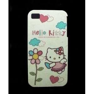 Hello Kitty iPhone 4 Hard Case   Hello Kitty Flower