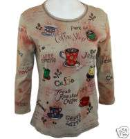 Cactus Fashion Rhinestone Cotton Top Chocolate & Candy