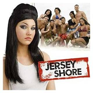 Jersey Shore Officially Licensed Snooki Poof Wig, These WILL NOT LAST