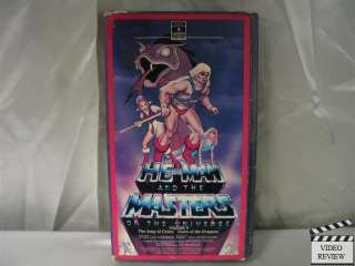 He Man and the Masters of the Universe V. 5 VHS
