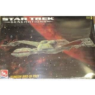Klingon Bird of Prey Model Kit Star Trek the Next