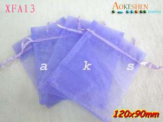 Wholesale Bulk Wedding favor bags jewelry organza gift pure colors