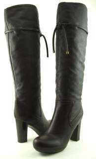 SEE BY CHLOE SB13001 Brown Womens Shoes High Heel Boots 10 EUR 40