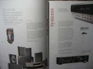 Polk Audio Speaker Catalog 2002