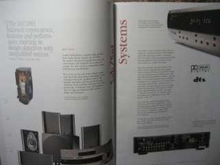 Polk Audio Speaker Catalog 2002 |