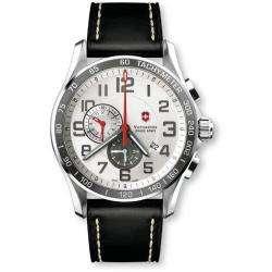 Swiss Army Mens Chrono Classic XLS Alarm Watch