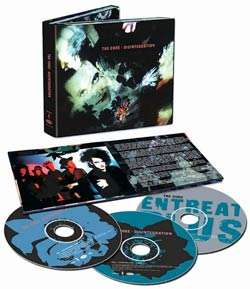 The Cure   Disintegration (Deluxe Edition 3 CD Box Set) [remastered