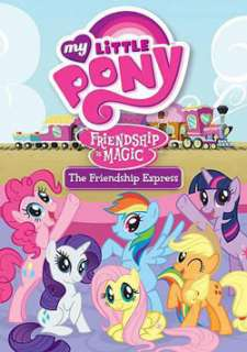 My Little Pony Friendship Is Magic/The Friendship Express (DVD