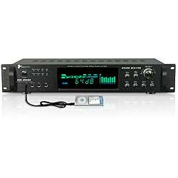 Technical Pro HB 2501 Digital Amplifier with AM/ FM Tuner  Overstock