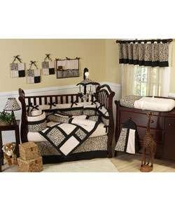 Animal Safari 12 piece Baby Bedding Nursery Set