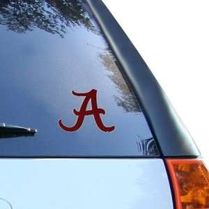 Alabama Crimson Tide Team Logo Car Decal