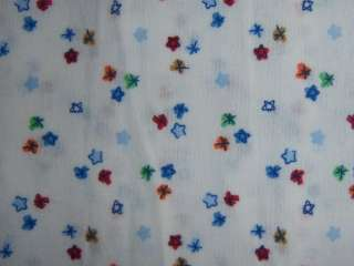 Flannel Receiving Blanket, Baby Shower, Diaper Cake, Star, Dog