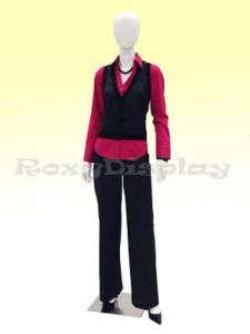 Mannequin Manequin Manikin Dress Form Display #A3W2