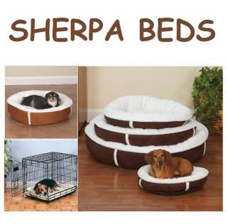 BED COLLECTION   Soft, Warm Beds for Your Dogs   All New Styles & NWT