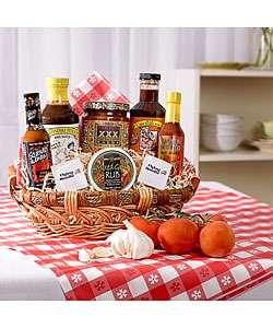 Tex Mex Extravaganza Gourmet Gift Basket