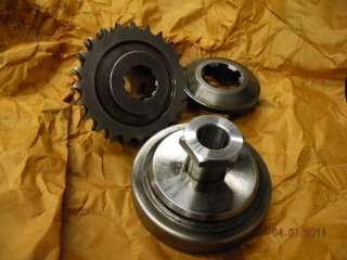 FRONT MOTOR SPROCKET ASSY PRIMARY HARLEY BIG TWIN FX FL 91 NEW