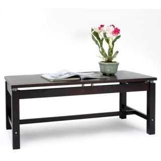 Talento Coffee Table, Dark Walnut Furniture