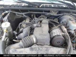 Engine 2.2L 00 CHEVROLET S10/S15/SONOMA (VIN 4 & 5, 8th digit) NICE